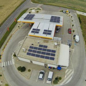 FVE ČS Shell Bernolákovo (lokálny zdroj)